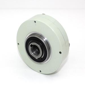 空心轴止口支撑超薄磁粉制动器